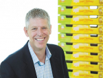 Zespri chief executive Lain Jager.