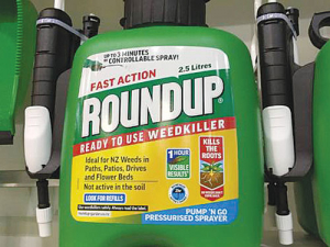 6.1 billion kg of Roundup has been applied globally during the last decade alone.