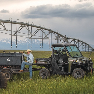 Polaris workhorse gets heavy duty upgrade