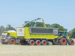 CLAAS says it has extended the versatility, productivity and user comfort of its Cargos dual purpose transport wagons.