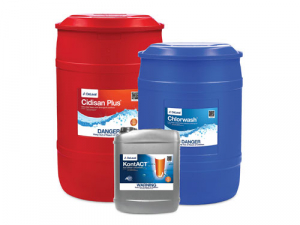 Colour-coded drums from DeLaval to reduce risk of on-farm accidents.