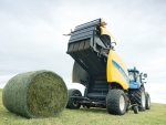 New Holland clearly knows how to produce variable chamber balers.