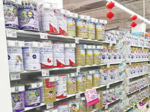 Fonterra's infant formula deal with Beingmate in China is in tatters.