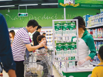 Sun shines on Arla products, suppliers