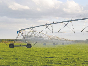 Irrigating farmers record better enviro audit grades