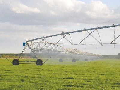 Irrigating farmers record better enviro audit grades