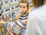 Infant formula leads the export charge