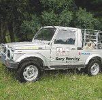 Billy-basic farm vehicle comes from favoured stock