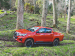 Hilux ups the ante on safety