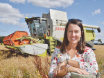 Fed Farmers arable chair Karen Williams.