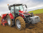 Massey Ferguson's new 5S Series is said to be ideally suited to livestock or mixed framing operations.