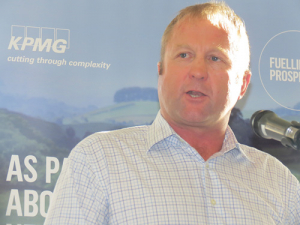NZ's special agricultural trade envoy Mike Petersen.