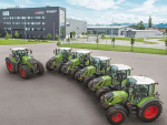 Fendt tractors are now a common site on NZ's rural roads and farms.