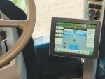 Universal display for green machines