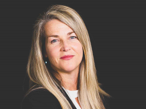 Co-op Business NZ new chief executive Roz Henry.