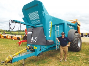Farmgard has recently expanded its already extensive range with the addition of Rolland muck-spreaders.