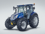 New Holland's T5 Auto Command tractor.