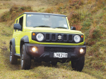 Suzuki Jimny, the pocket rocket
