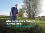 Dairy farmers rise to sustainability challenge