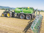 No mucking around with manure gear