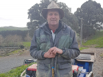 North Waikato sheep and beef farmer John Jackson.