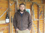 Grapes of success for young hort winner