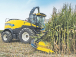Forage harvester makers chase power