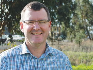 Dairy Goat Co-op chief executive Tony Giles.