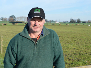 Waikato Federated Farmers president Andrew McGiven.