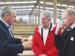 High aims for dairy goat sector