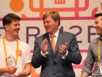Dutch King Willem-Alexander.