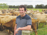 Stephen Sing, dairy farmer and Jersey Advantage member, milks 570 Jersey cows at Tatuanui.
