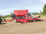 Seed drills offer many options