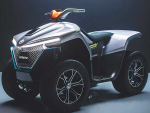Electric ATV of the future