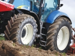 Michelin Ultraflex technology supports developments in farm machinery, enhancing productivity while also preserving the soil.