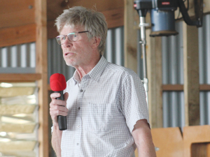 Vet and consultant Trevor Cook says confusion exists about the key focus to increase farm profitability.