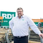 A homecoming for new RD1 chief