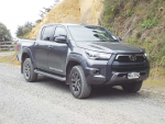 Hilux ups the ante - yet again