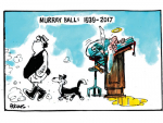 Murray Ball gave rural NZ an identity