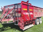 Robertson Farm Machinery is offering a beet chopping attachment for its EX and Mega range of wagons.