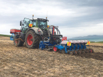 South Canterbury agricultural contractor is impressed after just one season using a Strebel SAG 16 strip tiller.