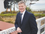 Deputy Prime Minister Bill English believes farmers are working with their banks and adjusting well.