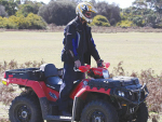 Quad bike safety is under review in Australia following a spate of fatal crashes.