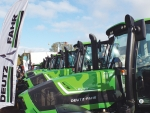 Large tractor sales down, Kiwis are buying more compact tractors.