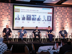 The panel discussion at the India Business Summit discussed the need for NZ to tell a better story to India.