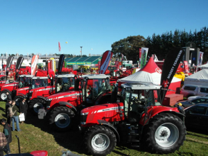 Sales of tractors and farm machinery have hit a new record.