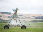 Irrigation NZ has 3500 members irrigating some 800,000 hectares around the country.
