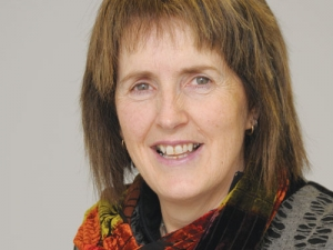 Sharon Hansen, NZ Rural General Practice Network chairwoman.