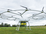 John Deere and Volocopter's VoloDrone.