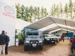 Big show for Toyota at Fieldays